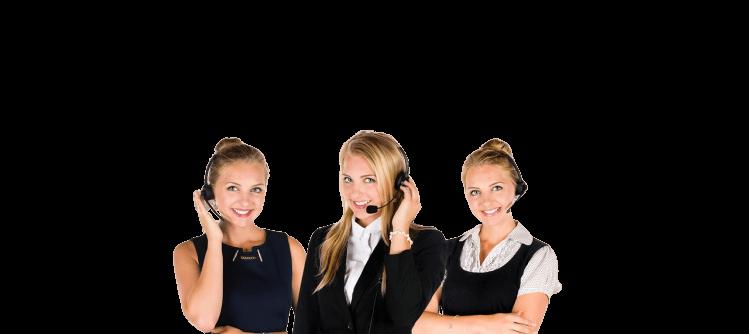 Contact opnemen met klantenservice